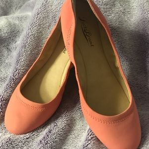 Lucky Brand Flats. New with Box. Very Cute!